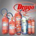 Matafuego Agua Fraccionada AC x 10 lts. Drago
