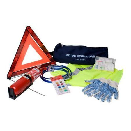 Kit de seguridad vial