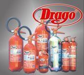 Matafuego Agua b/p x 10 lts. alum nuevo Drago