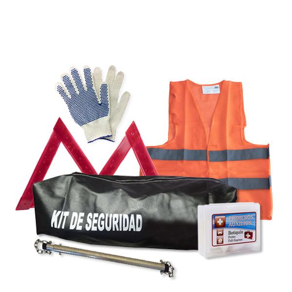 kit de seguridad sin matafuegos