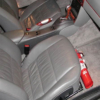matafuegos en auto